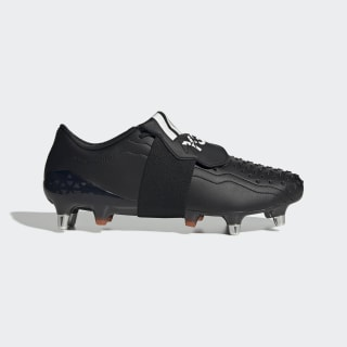 Y-3 Predator Boots Core Black / Core Black / Solar Orange EE7408