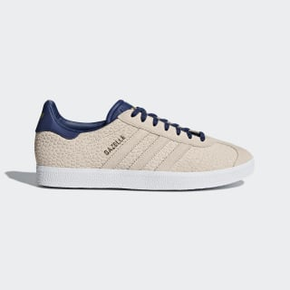 Gazelle Shoes Linen/Linen/Noble Indigo CQ2190