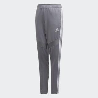 Pantalón de Entrenamiento Tiro 19 Grey / White DT5178