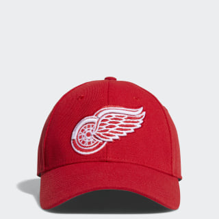 Red Wings Structured Flex Cap Red CP8358