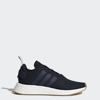 Calzado NMD_R2 Legend Ink / Trace Blue / Grey Two BY9316