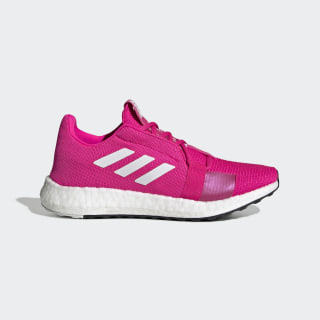Senseboost Go Shoes Shock Pink / Cloud White / Real Magenta EF1578