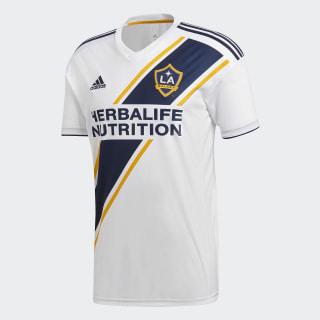 LA Galaxy Thuisshirt White / Collegiate Navy / Collegiate Gold CE3296