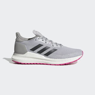 Zapatillas Solar Blaze Light Solid Grey / Core Black / Shock Pink EG8315