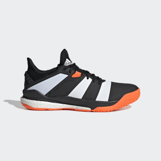 Stabil X Shoes Core Black / Cloud White / Solar Orange G26421