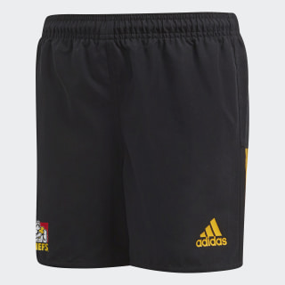 Chiefs Home Supporters Shorts Black / Collegiate Gold BP9726