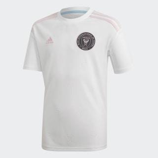 Inter Miami CF Beckham Home Jersey White / Clear Pink GD9977