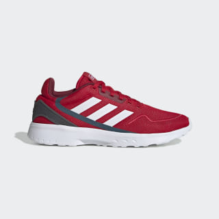 Nebzed Shoes Scarlet / Cloud White / Collegiate Burgundy EG3705