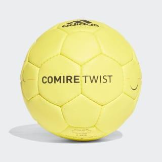 Comire Twist Handbal Shock Yellow / Black / Hi-Res Orange CX6914