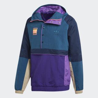 Hooded Jacket Multicolor FR0596