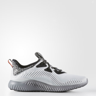 Alphabounce Shoes Clear Grey / Matte Silver / Clear Grey AQ8214