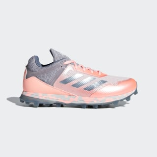 Fabela Zone Shoes Pink / Clear Orange / Raw Steel AC8790