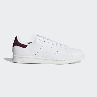 Кроссовки Stan Smith ftwr white / ftwr white / maroon DB3526