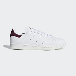 Stan Smith Shoes Cloud White / Cloud White / Maroon DB3526