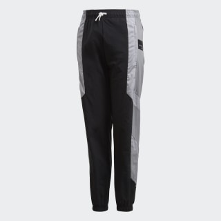 PANTS (1/1) J EQT PANT BLACK/WHITE/GREY THREE F17 D98892