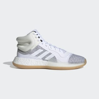 Tênis Marquee Boost raw white/ftwr white/off white BB9299