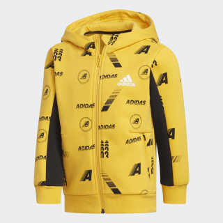 Толстовка LB FLEECE active gold EH4063