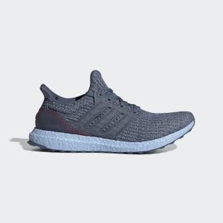 Ultraboost Shoes Tech Ink / Glow Blue / Scarlet G54002