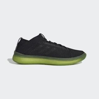 Chaussure Pureboost Trainer Core Black / Core Black / Tech Olive DB3355