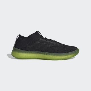 Pureboost Trainer Shoes Core Black / Core Black / Tech Olive DB3355