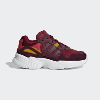 Tenis Yung-96 Collegiate Burgundy / Maroon / Bold Gold F34285
