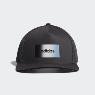 Gorra H90 LOGO CAP Grey / White / Grey DW9049
