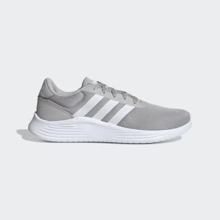 Zapatillas Lite Racer 2.0 Grey Two / Cloud White / Light Granite EH1097