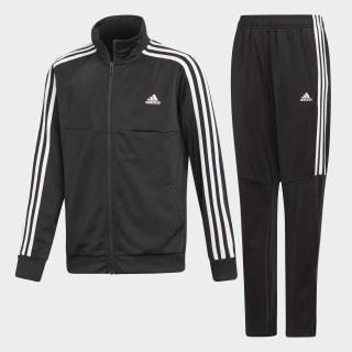 Tiro Track Suit Black / White DV1738
