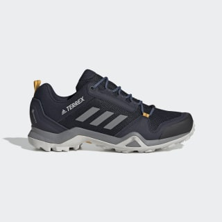 Terrex AX3 GTX Shoes Legend Ink / Grey Three / Active Gold G26577