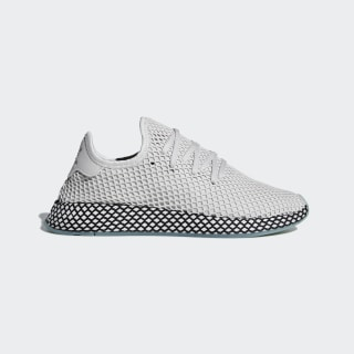 Deerupt Runner Shoes Grey / Grey / Clear Mint B41754
