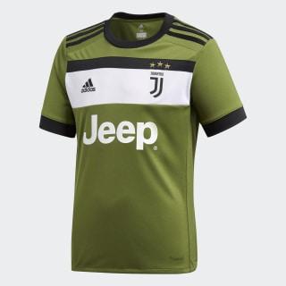 Camiseta Tercer Uniforme Juventus CRAFT GREEN F16/BLACK AZ8684