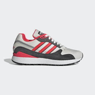 Ultra Tech Schuh Raw White / Shock Red / Grey Four BD7935