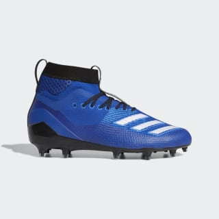 Adizero 8.0 SK Cleats Collegiate Royal / Cloud White / Core Black F35422