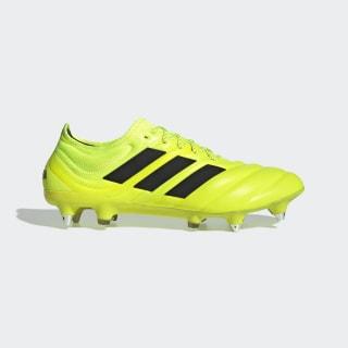 Bota de fútbol Copa 19.1 césped natural húmedo Solar Yellow / Core Black / Solar Yellow G26643