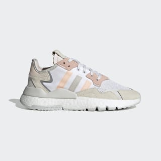 Nite Jogger Schoenen Cloud White / Icey Pink / Off White EG9199