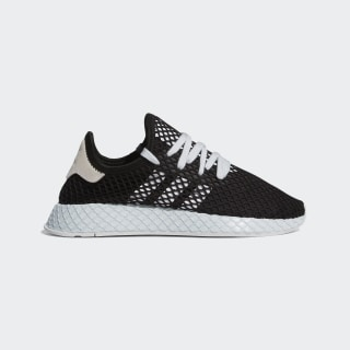 รองเท้า Deerupt Runner Core Black / Cloud White / Blue Tint EE5778