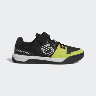Five Ten Mountain Bike Hellcat Shoes Core Black / Cloud White / Semi Solar Yellow BC0701