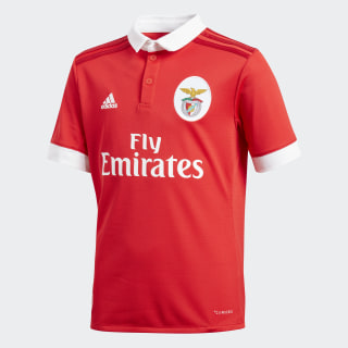 Benfica Home Jersey Benfica Red / White B31005