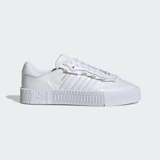 SAMBAROSE Shoes Cloud White / Cloud White / Gold Metallic FV7417