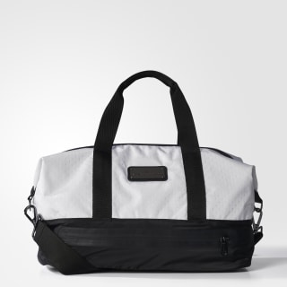 Small Gym Bag Black / White / Gunmetal BP6405