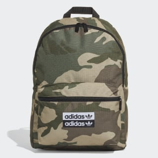 Camo Classic Backpack Multicolor / Hemp ED8653