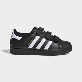 Superstar Foundation Shoes Core Black / White / Core Black B26071