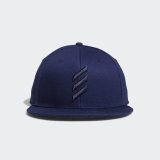 Adicross Flat-Brim Kappe Dark Blue DT2317