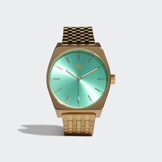 PROCESS_M1 Watch Gold Metallic / Hi-Res Green CL4759