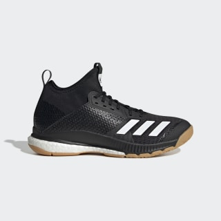 Crazyflight X 3 Mid Shoes Core Black / Cloud White / Gum D97823