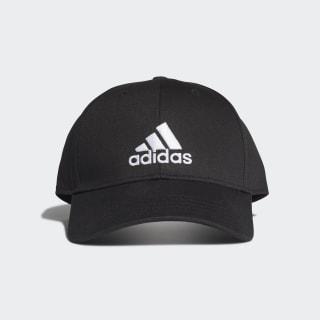 Baseball Kappe Black / Black / White FK0891