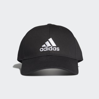 Baseball kasket Black / Black / White FK0891