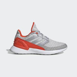 RapidaRun Shoes Cloud White / Grey Two / Active Orange F36157