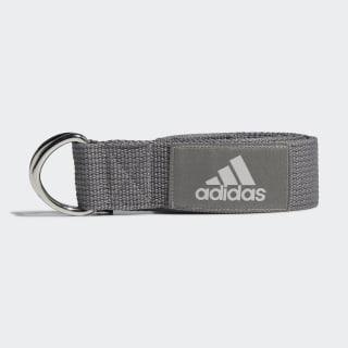 Yoga-Gurt Grau Grey BH0324