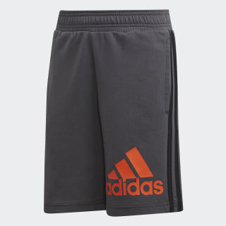 Must Haves  Shorts Grey Six / Active Orange DV0811